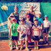 Обучения Большому теннису.
